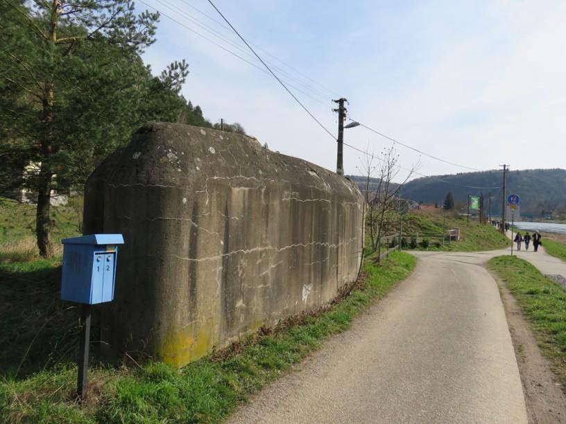 Objekt č. 5 na okraji obce Srbsko