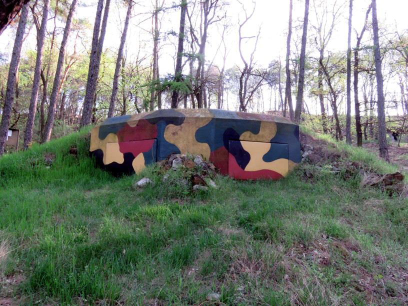 Objekt č.43 nad osadou Mlýnek